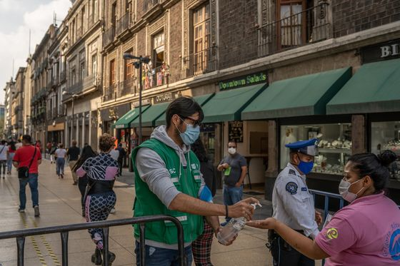 Mexico's Excess Deaths Pass 250,000 Amid Covid Outbreak