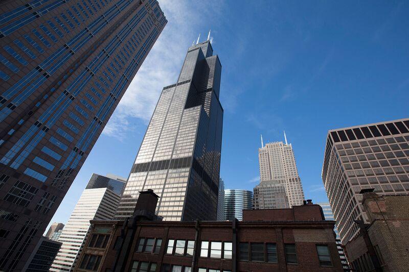 Blackstone to Spend $500 Million Remaking Chicago\'s Willis Tower ...