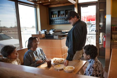 Noodles Adds 'Up-Sell' Waiters With One Job: Get You to Spend More
