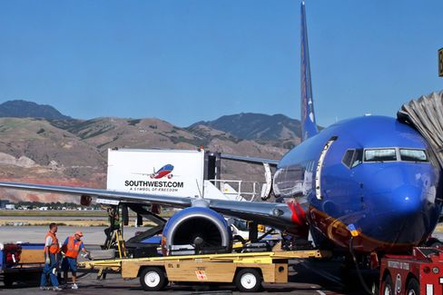 At Southwest, Not All Bags Fly Free