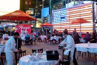 times square flag restaurant nyc