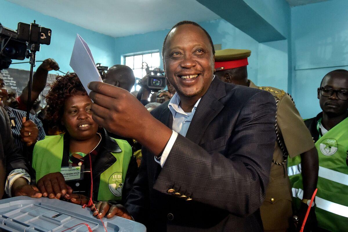 Kenyan Court Backs President's Vote Win, Ending Uncertainty