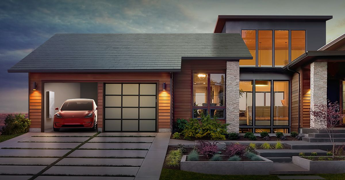 Tesla\'s Solar Roof Pricing Is Cheap Enough to Catch Fire - Bloomberg