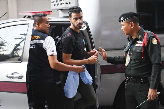 Thai Court to Hear Bahraini Soccer Player's Extradition Case
