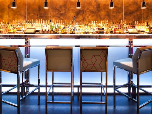 Until Lumos opens, adventurous tipplers can find the occasional baijiu cocktails at some U.S. outposts of the Hakkasan chain.