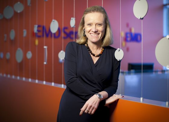 Merck KGaA Names One of Germany's Only Female Company Chiefs