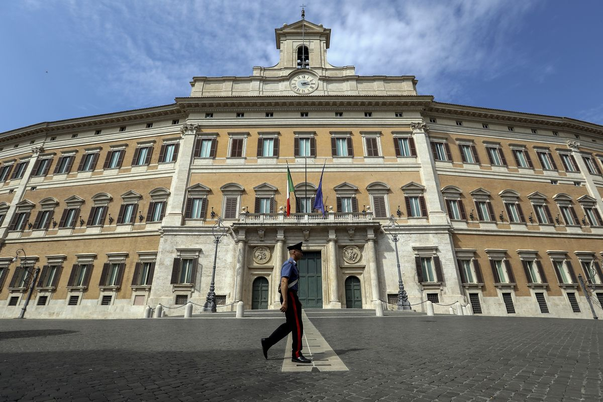 Italy's Debt Edges Close to All-Time High Amid Budget Squabble