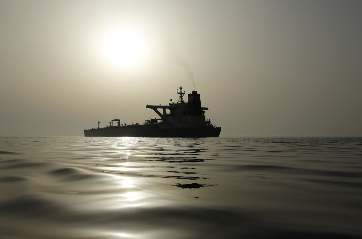 After Year at Sea, Oil Caught in Venezuelan Tug-Of-War Finally Docks