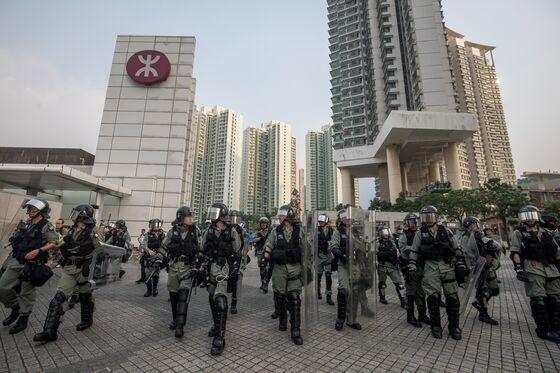 U.S. Defense Secretary Urges Chinese 'Restraint' on Hong Kong
