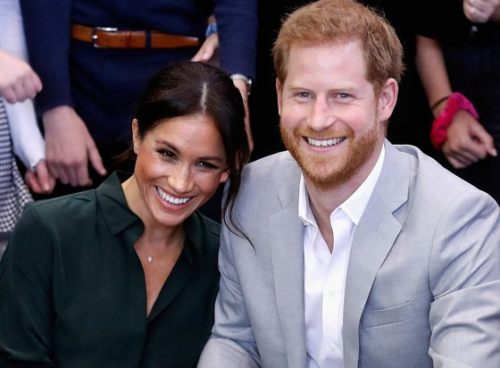 Which Companies Could Benefit From Harry and Meghan's Baby?