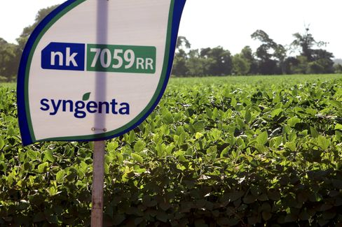 Syngenta Profit Declines on Cold Weather, Late Crop Planting
