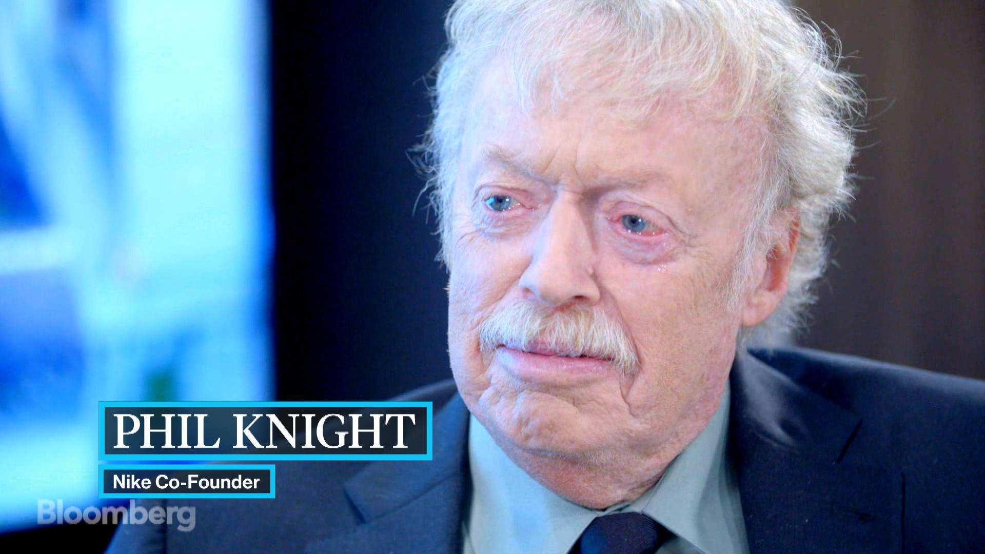 the david rubenstein show phil knight bloomberg