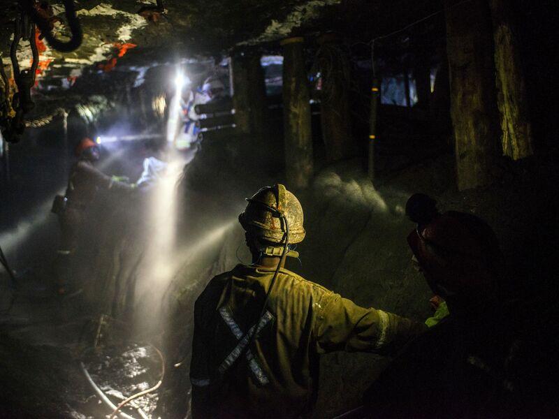 Visit To Sibanye-Stillwater Khuseleka Platinum Mine