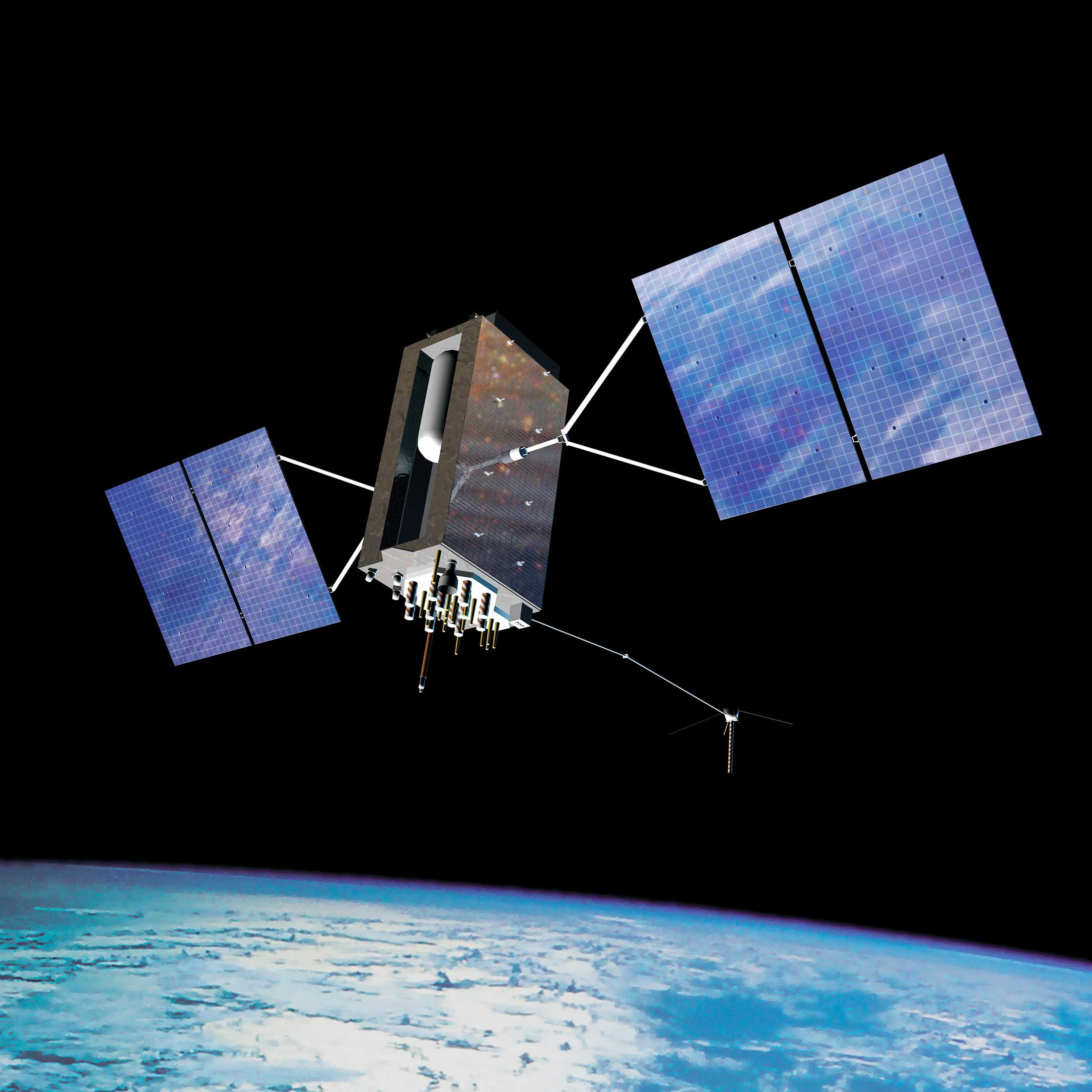 The World Economy Runs on GPS. It Needs a Backup Plan