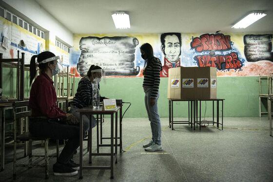 Venezuela's Election Facade Helps Push Juan Guaido Offstage