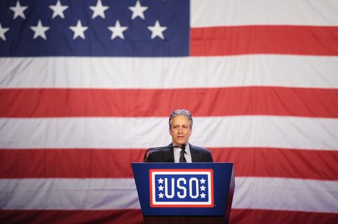 51st USO Armed Forces Gala & Gold Medal Dinner - Inside