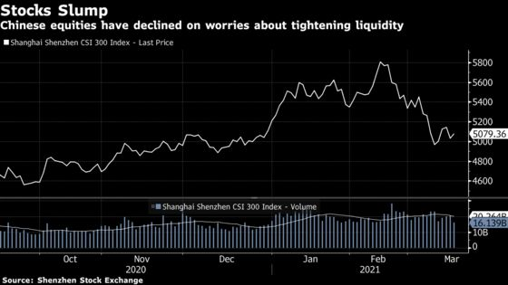 Ex-PBOC Official Warns of 'Huge' Losses With Monetary Tightening