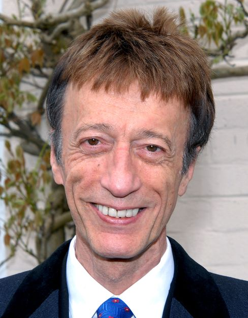 Robin Gibb, Bee Gees Co-Founder With His Brothers