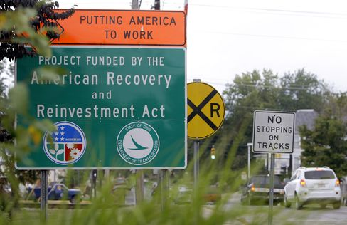 Ohio's Scorn of Stimulus -Obama May Pay for Keeping Pledge