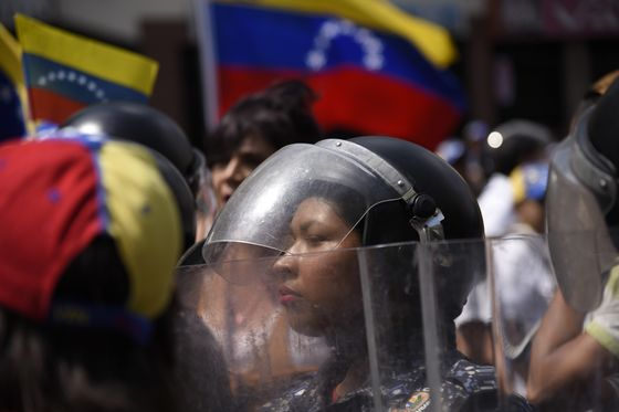 Impatience Swells as Venezuelans Protest Maduro in Caracas Again