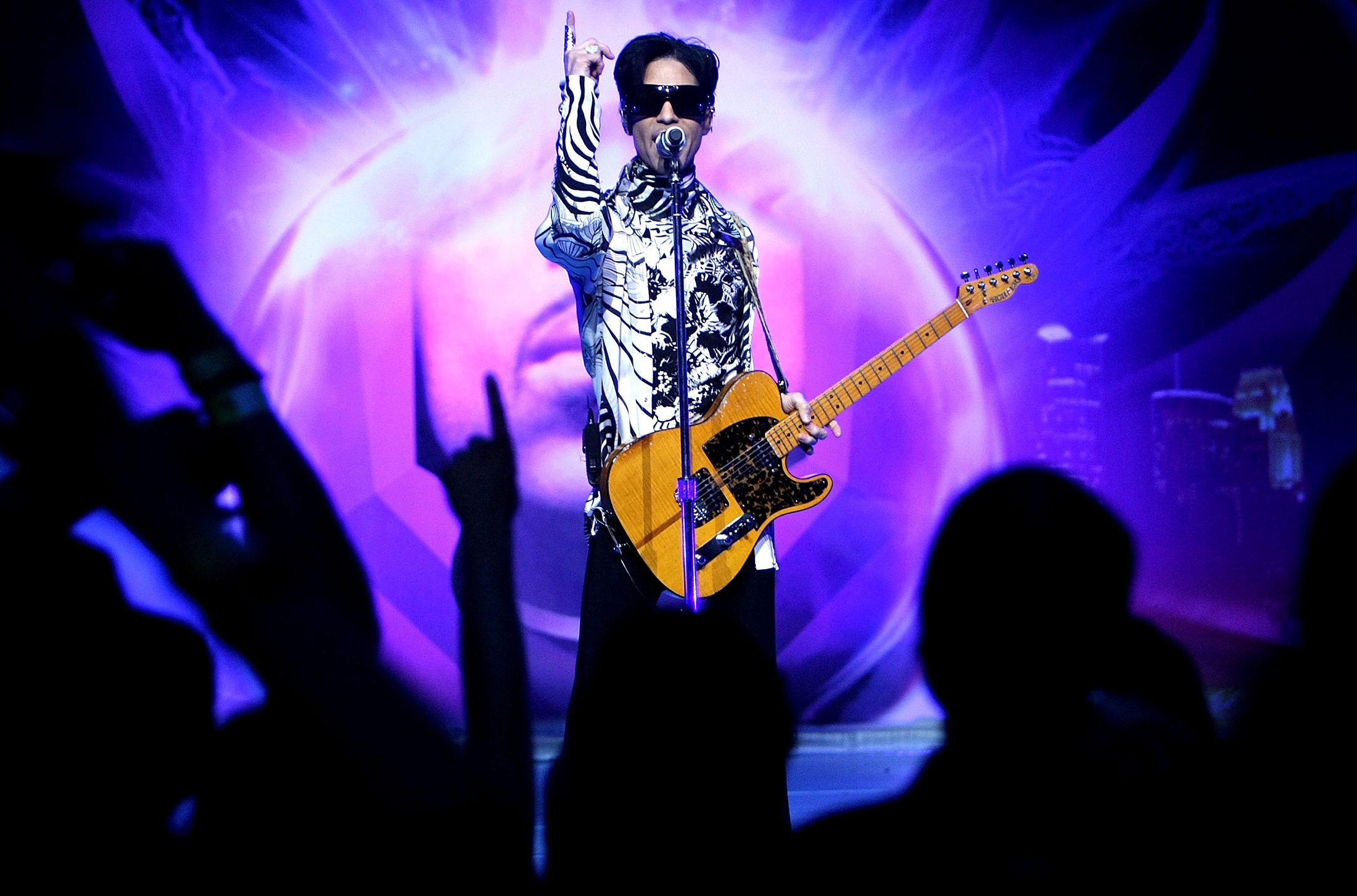 Court Filings Suggest Prince's Estate Is Worth $200 Million