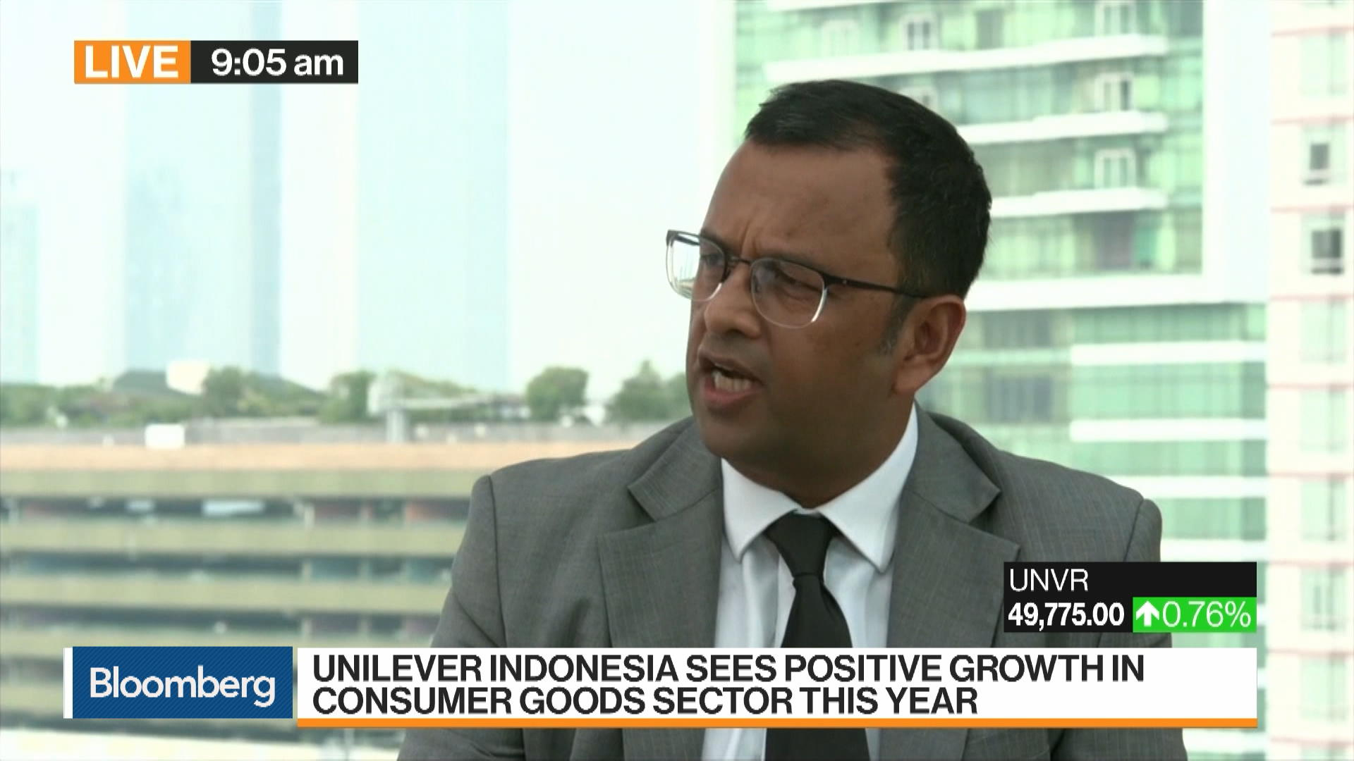 UNVR Unilever Says Already Benefiting From Indonesia's Infrastructure Drive – Bloomberg