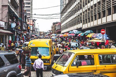 Lagos, Nigeria.