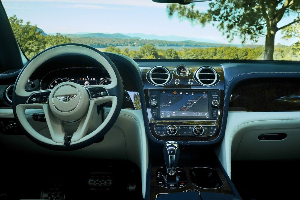 2018 bentley bentayga review: worth the $200,000 price tag - bloomberg