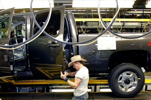 U.S. Industrial Production Rose 0.1% in May