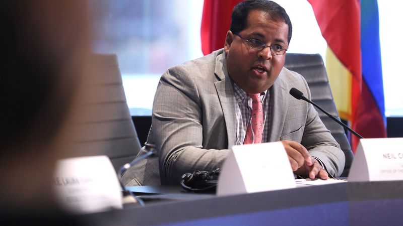 Neil Chatterjee appointed by Trump for FERC is highly skillful