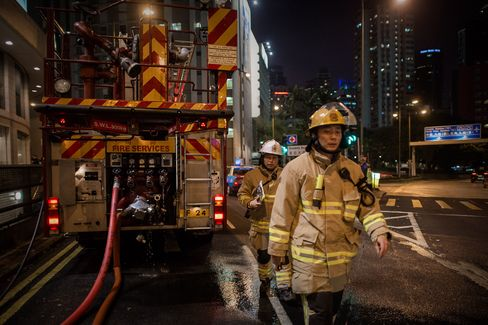 Hong Kong Finds U.S. Bomb