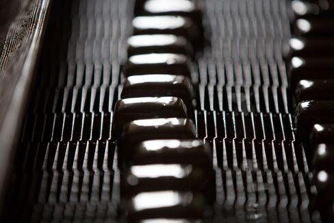 ネスレのチョコレート工場