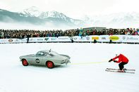 relates to Porsche Heir Revives a Risky Auto Race on Ice—With a Green Twist