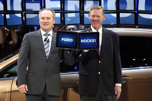 No More Junk in Ford's Trunk