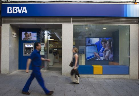 BBVA Posts EU20 Million Quarterly Profit as Cleanup Concludes