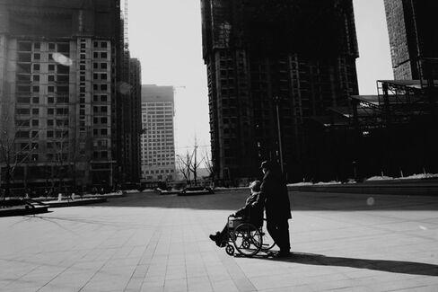 China's Brewing Pension Crisis