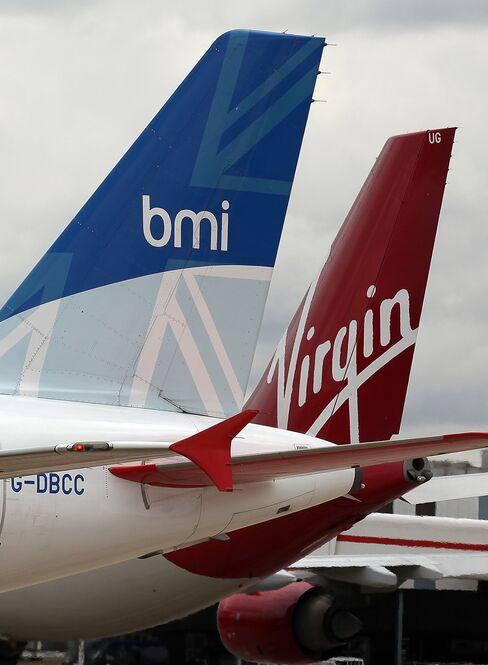 IAG Pledges to 'Grab' Lufthansa's BMI, Beating Virgin
