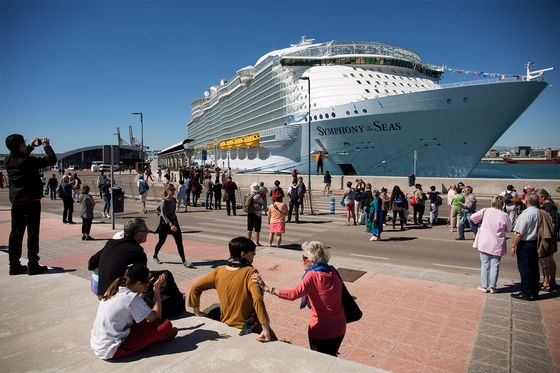 Cruise-Line Size Race Is Over; Now It's a Battle Over Amenities