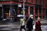 Shopping In NYC Ahead Of Retail Figures