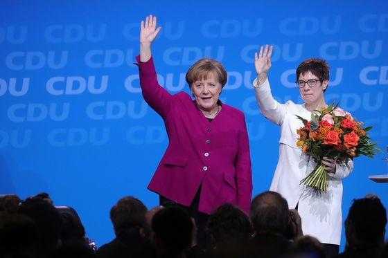 Merkel's Party to Deliver Its Verdict on Her 13-Year Rule