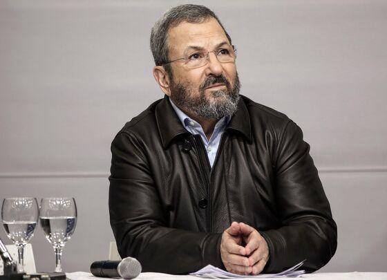 Israel's Ehud Barak, Out of Politics, Turns to Medical Marijuana
