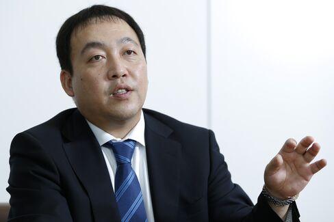J Trust CEO Nobuyoshi Fujisawa