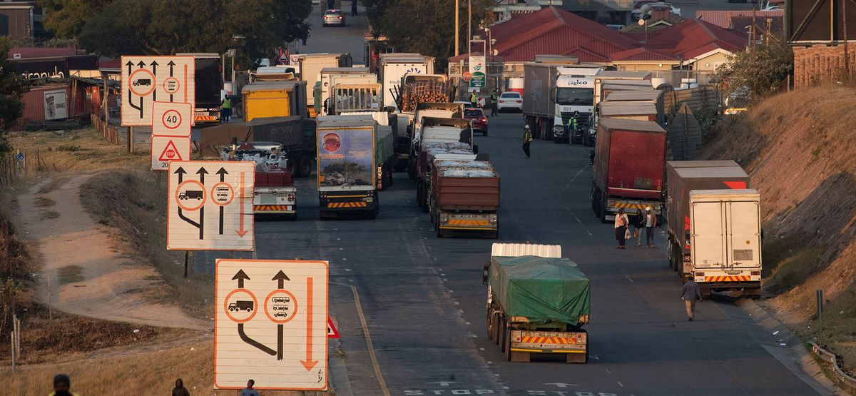 Africa Nations Plan$8 Billion Fund to Offset Trade-Pact Losses