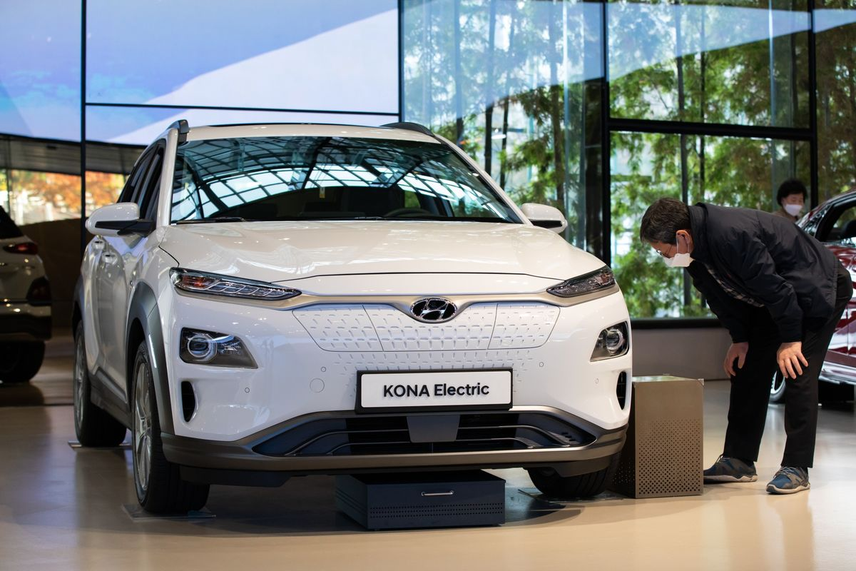 bloomberg.com - Kyunghee Park - Hyundai to Recall 82,000 Electric Cars Globally in Latest Blow