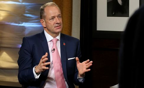 GlaxoSmithKline Plc Chief Executive Officer Andrew Witty Interview