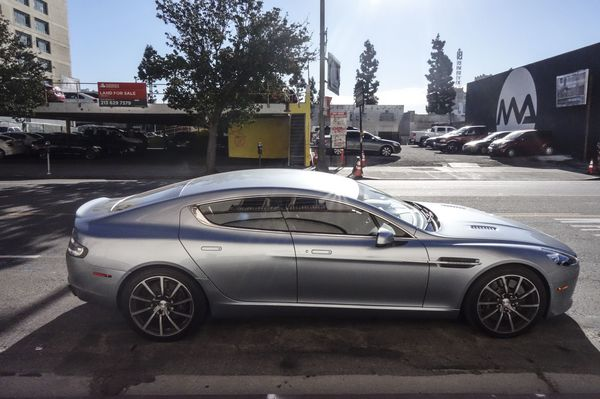 Aston Martin Rapide S Review Not A Good Deal For - Rapide aston martin