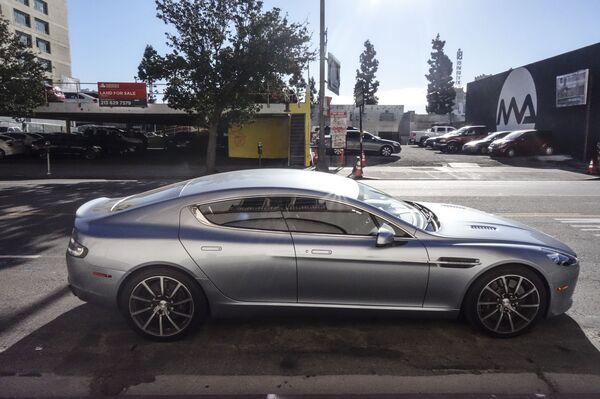 Aston Martin Rapide S Review Not A Good Deal For - Aston martin sedan