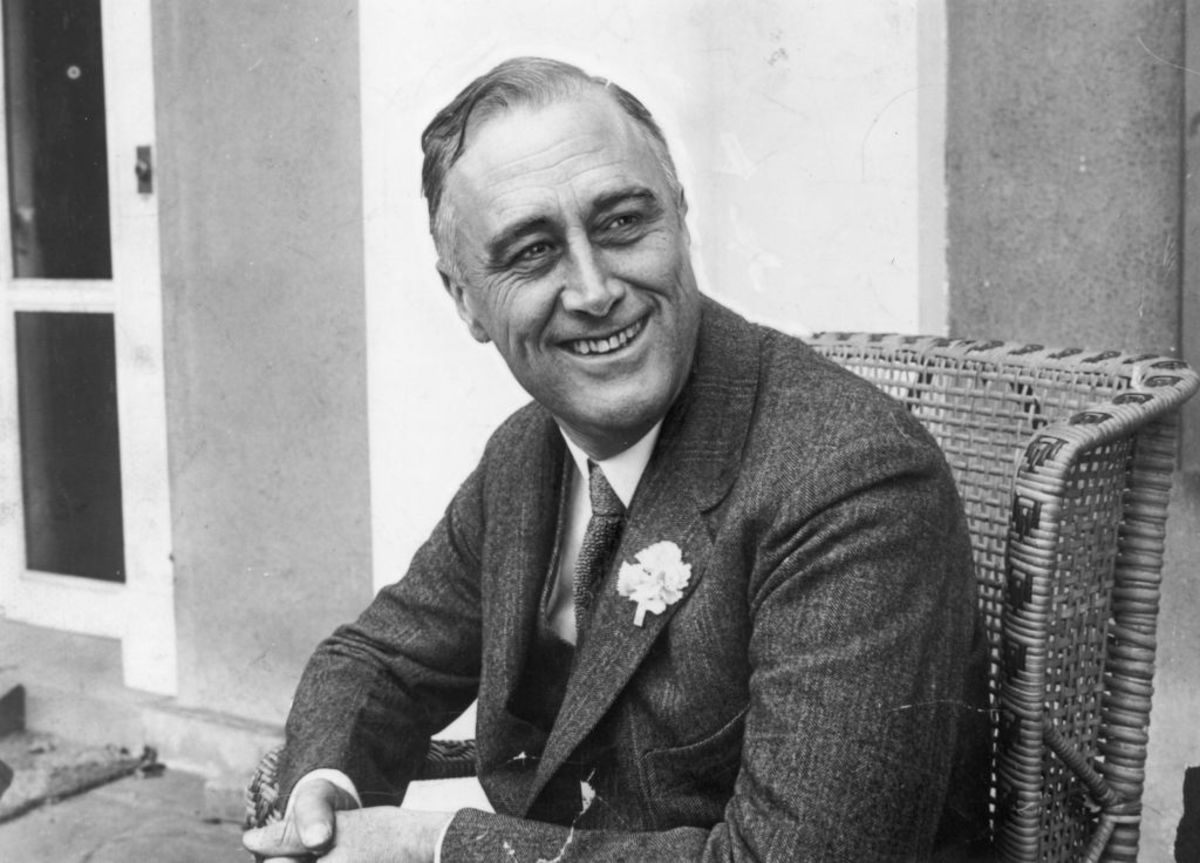 Democrats Should Be as Fearless as FDR