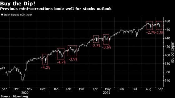 European Stocks Reverse Losses on Reassuring Tone From the ECB
