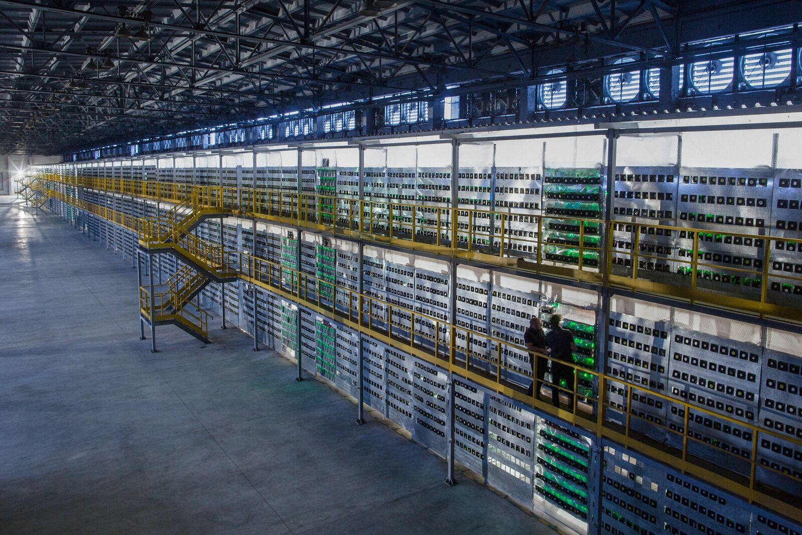Siberian Crypo- Inside Russias Biggest Bitcoin Farm